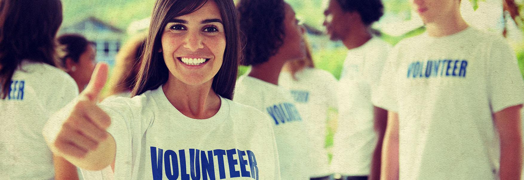 Légy önkéntes!